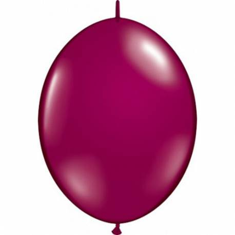 Vinsko rdeči veriga baloni 10/1