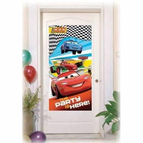 Vratni plakat Cars