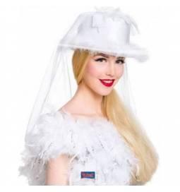 Nevestin bel klobuček