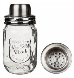 Stekleni Shaker 450 ml