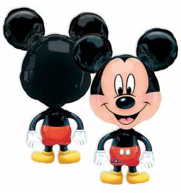 Airwalker balon Miki Mouse