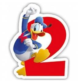 Svečka Mickey Mouse 2. rojstni dan