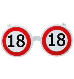 Očala za 18 let, Stop znak
