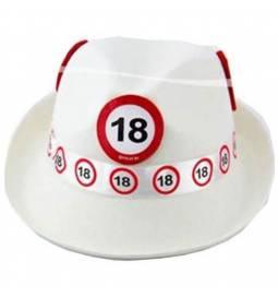 Party klobuk za 18 rojstni dan