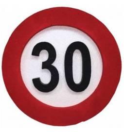 Dekoracija Prometni znak 30