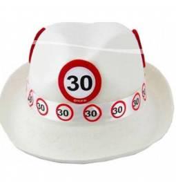 Klobuk za 30. rojstni dan, Stop znak
