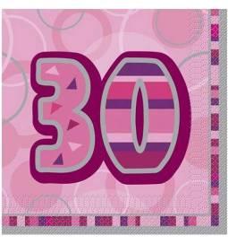 Roza prtički za 30. rojstni dan