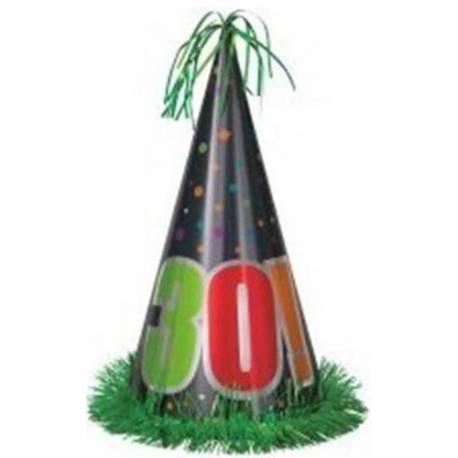 XXL klobuk za 30. rojstni dan