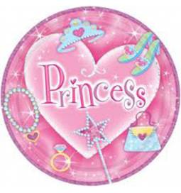 Krožniki 23 cm, Princess 8/1