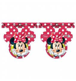 Girlanda Minnie Mouse