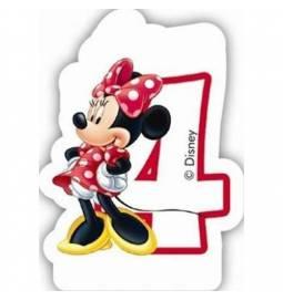 Svečka za 4. rojstni dan, Minnie Mouse