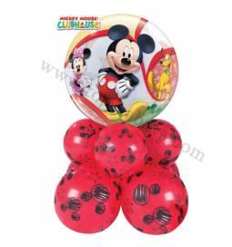 Dekoracija iz balonov Mickey Mouse