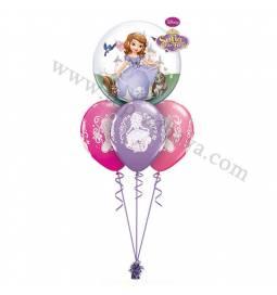 Dekoracija iz balonov Sofija Prva