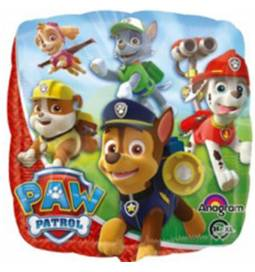 Folija balon Paw Patrol Happy Birthday