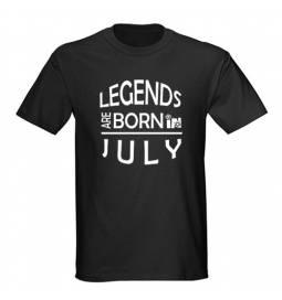 Majica za rojstni dan, Legends, July