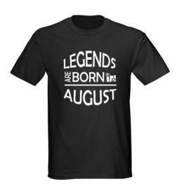 Majica za rojstni dan, Legends, August
