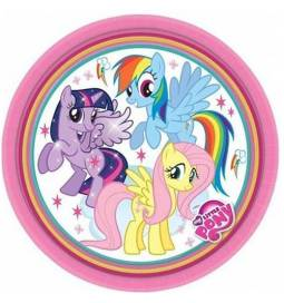 Krožniki My Little Pony 20 cm, 8/1