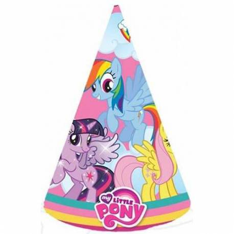 Party klobučki My Little Pony, 8/1