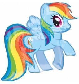 Folija balon My Little Pony
