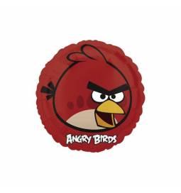 Folija balon Angry Birds, rdeč