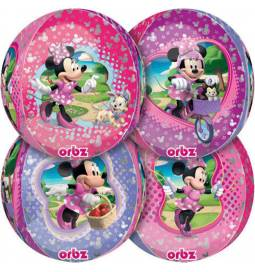 Folija balon Minnie Mouse Orbz