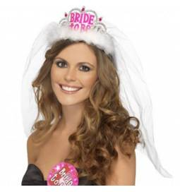 Bela tiara Bride to be