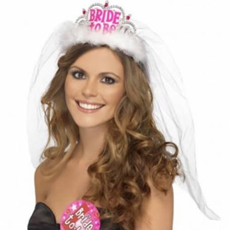 Bela tiara Bride to be