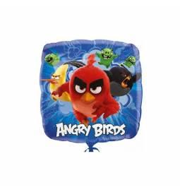 Moder folija balon Angry Birds