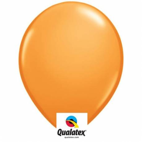 Lateks baloni 41 cm, Oranžni 10/1