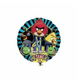Pojoči balon Angry Birds