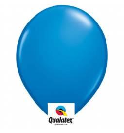 Lateks baloni 41 cm, Modri 10/1