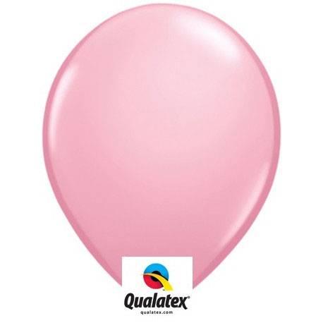 Lateks baloni 41 cm, Pink 10/1
