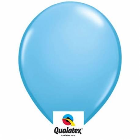 Lateks baloni 41 cm, Svetlo modri 10/1