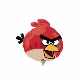Rdeč Angry Birds na palčki
