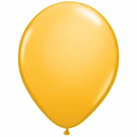 Lateks baloni 41 cm, Fashion Goldenrod 10/1