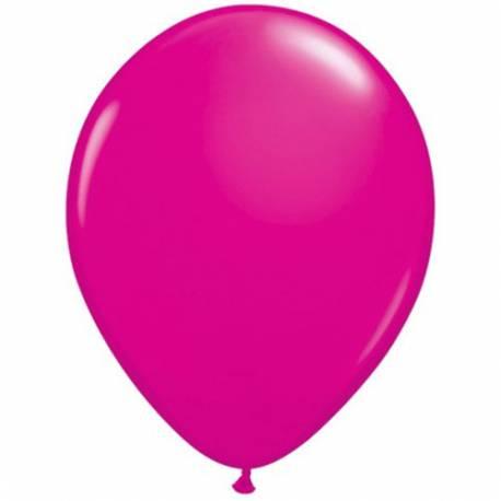 Lateks baloni 41 cm, Fashion violet 10/1