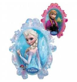 Folija balon Anna in Elsa