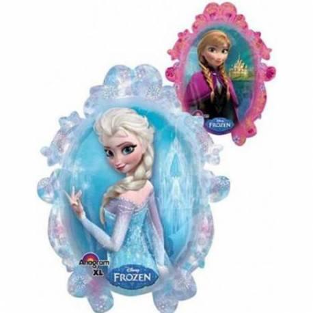 Folija balon Anna in Elsa
