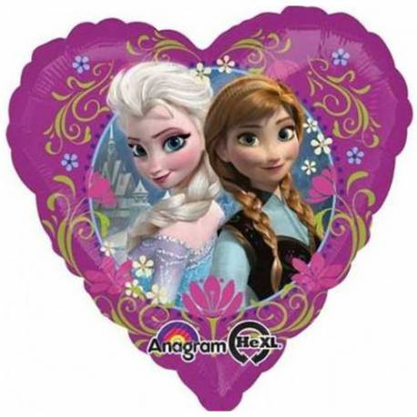 Folija balon Frozen Srce