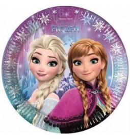 Krožniki Frozen Lights 23 cm, 8/1