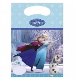 Vrečke za darilca Frozen Ice 6/1