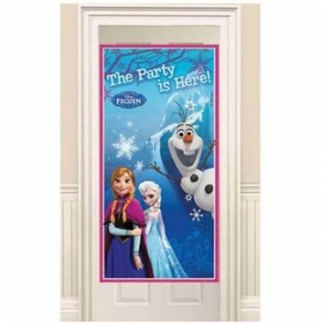 Vratni plakat Ledeno kraljestvo