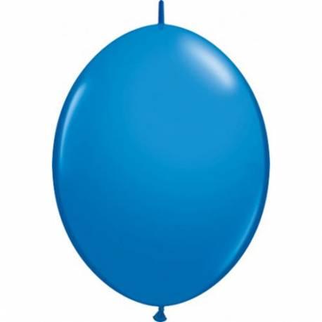 Veriga baloni 30 cm, Temno modri 10/1