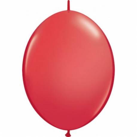 Veriga baloni 30 cm, Rdeči 10/1