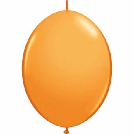 Veriga baloni 30 cm, Oranžni
