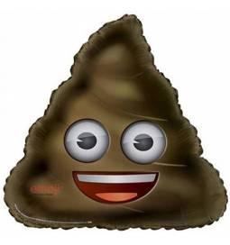 Folija balon Emoji Poop