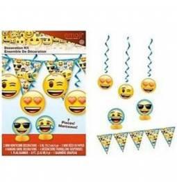 Set za dekoracijo Emoji