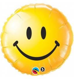 Folija balon Emoji, zelen