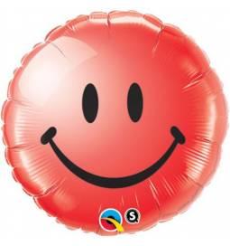 Folija balon Emoji, moder