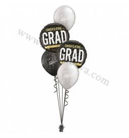 Dekoracija iz balonov Graduate 1